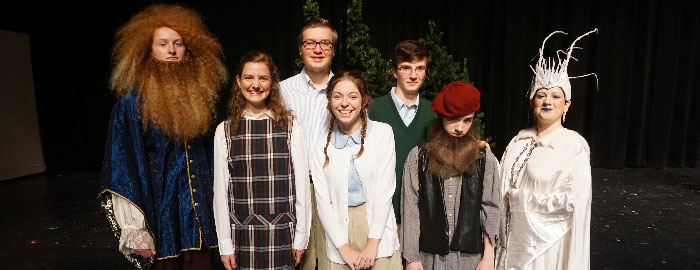 High School Presents 'The Lion, the Witch and the Wardrobe' Fall Play