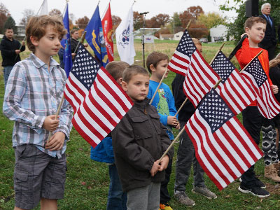 Elementary Schools Honor Local Vets