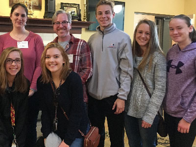National English Honor Society Attends Lititz Kid-Lit Festival