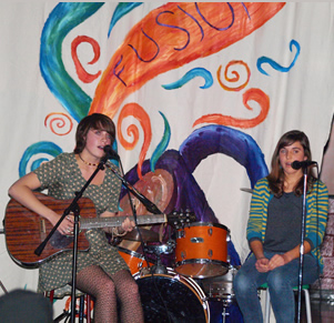 WHS Holds Recent Coffeehouse